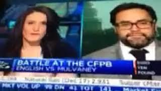 Wow! Watch Deepak Gupta Stutter His Way Thru Interview When Asked Who's Paying His Bill