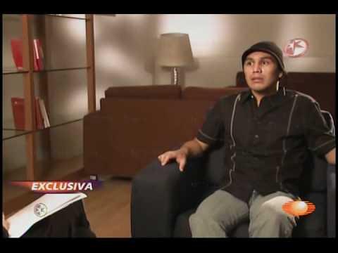 Salvador Cabanas Interview Entrevista Salvador Cabañas