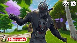 Funny High Kill Game! (Fortnite Nintendo Switch Live Stream)