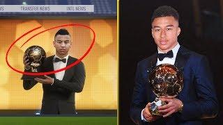 WHO WILL WIN THE NEXT 10 BALLON D'ORS!?! FIFA 18 CAREER MODE