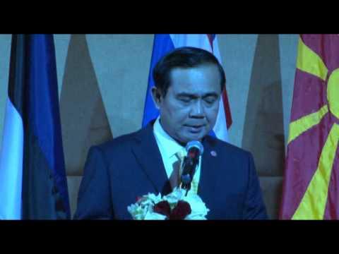 นายกรัฐมนตรี กล่าวปาฐกถาแก่สมาชิก Joint Foreign Chambers of Commerce in Thailand (JFCCT)