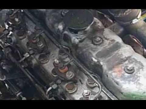 Peugeot J7 XDP88 diesel/rookmachine