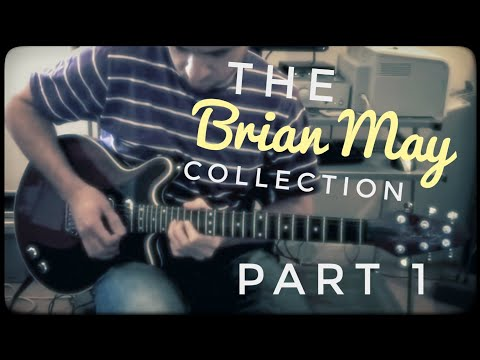 A collection of Brian May solos