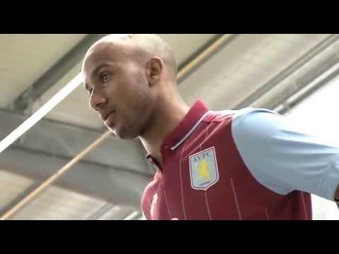 2014-15 Aston Villa home kit revealed