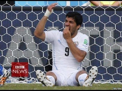 Suarez on Chiellini 'bite': 'You shouldn't make such a big deal' - Brazil World Cup 2014 - BBC News