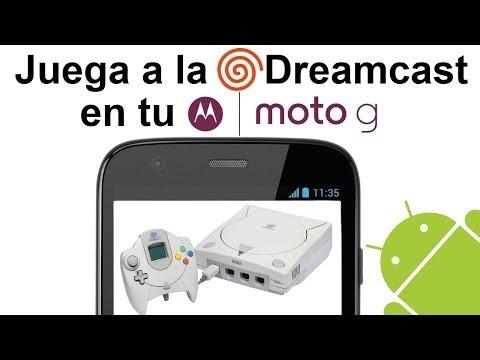 Motorola Moto G - Emuladores: Juega a la Dreamcast en tu Android con Reicast! Review [HD]
