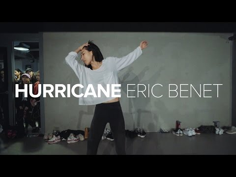 Hurricane - Eric Benet / Lia Kim Choreography