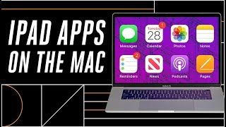 Why Apple needs iPad apps on the Mac