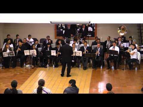 Abajeño Purepecha Elenita, por la Orquesta Sinfónica de la SEE en Michoacán