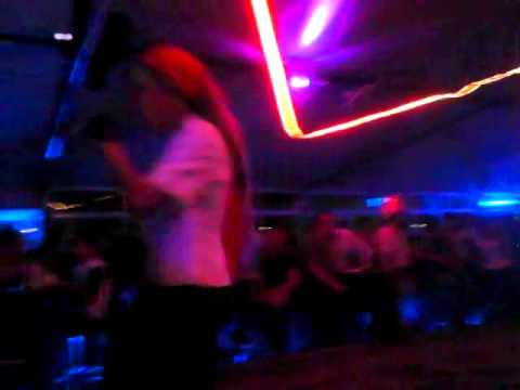 Ab Vigil con Belinda en Go Bar Cine Club