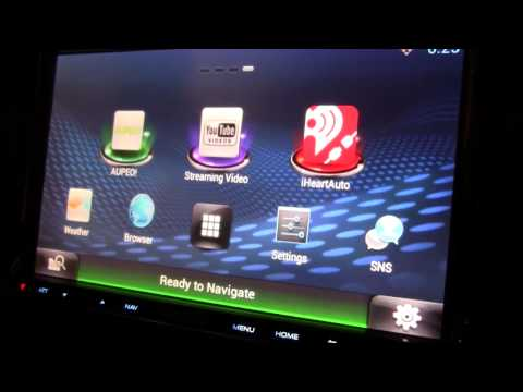 how to change startup screen ddx 9903s