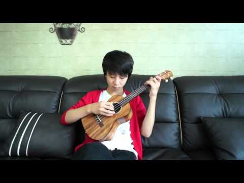 Super Mario Theme   Sungha Jung Ukulele) Acoustic Tabs Guitar...