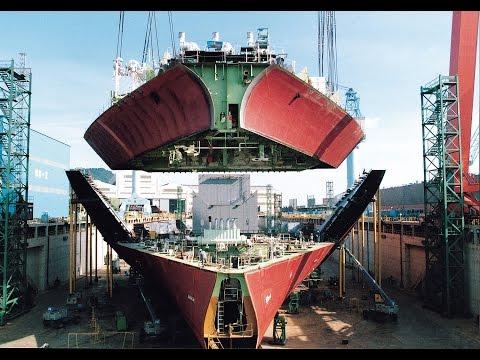 Hyundai Welding Shipbuilding Offshore
