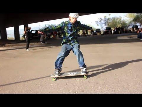 Phoenix Longboarding: Slide Clinic 21