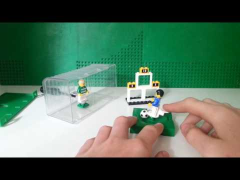 LEGO Football 3401 Z 2000 Roku (LEGO PIŁKA NOŻNA)