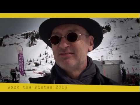 Michael Jones: l'interview pour Rock the Pistes