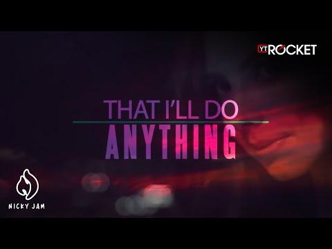 Nicky Jam – With You Tonight (Hasta El Amanecer) (Lyric Video) videos