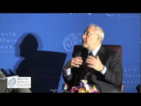 Joseph Stiglitz on America's Growing Inequality
