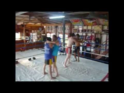 K.Y.N. Muay Thai Gyms training and accommodation