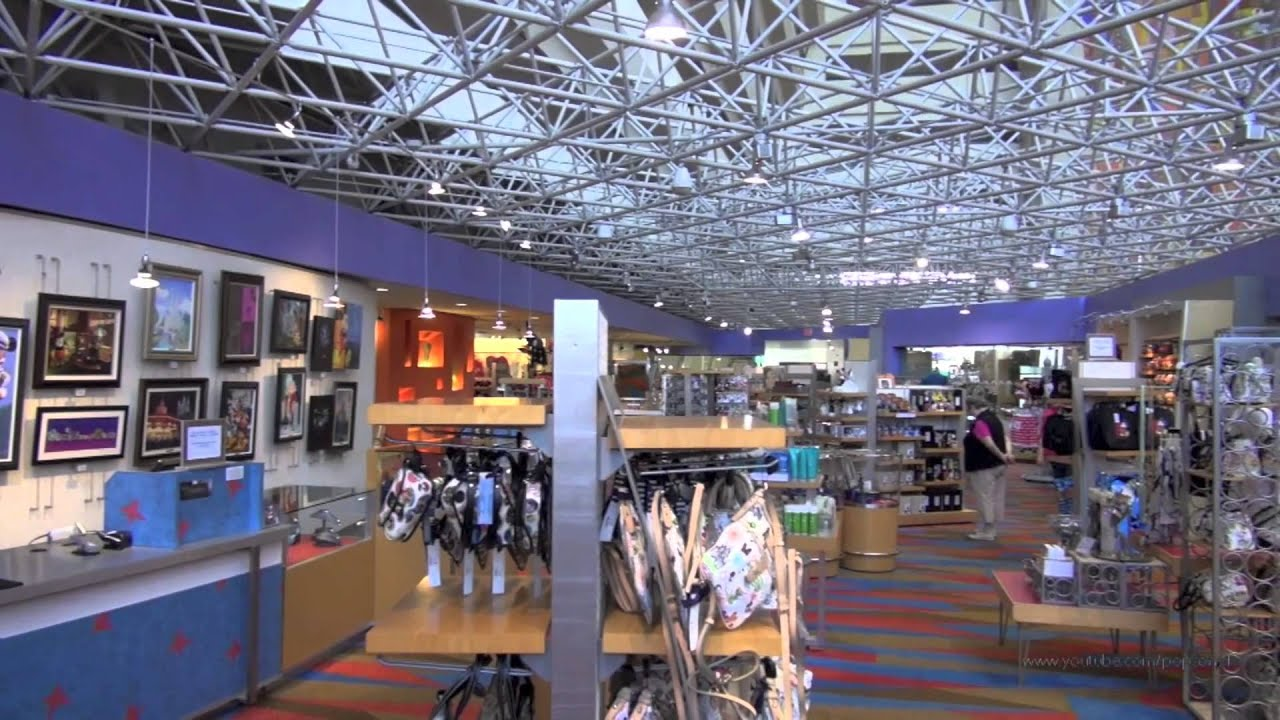 Bay View Gifts Gift Shop At Disney S Contemporary Resort