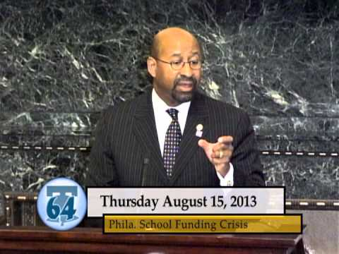 Mayor Nutter Says Phila. Schools Will Open On Time