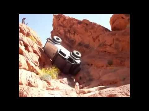 Epic Jeep Wrangler Rollovers - Amazing Fails Must See Ending