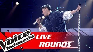 Kevin - Jealous (Nick Jonas) | Live Rounds | The Voice Indonesia GTV 2018