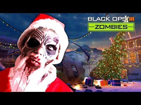 Winter Crash Zombies (Call Of Duty Zombies)