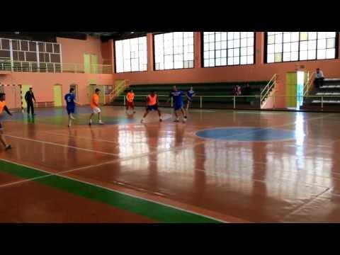 Gol de Antonio Guillén en el DentalBlue FS