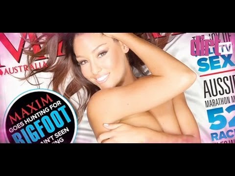 www.thedirt.com.au Dirt TV speaks to Erin McNaught about that nude photo ...