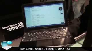 Samsung 9 series 11inch (Samsung 900X-1A) - ENG