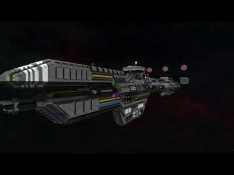 StarMade Ships 22 - Artemis Proelium Perseverance