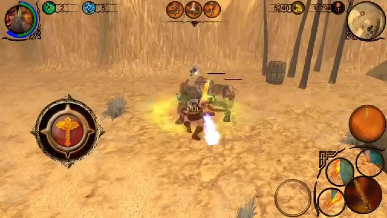 [GLOW Action RPG Game Play for iOS & Android] Video