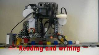 The LEGO Turing Machine