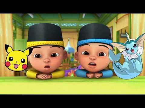 Lagu Anak Abang Tukang Bakso Versi Upin Ipin Terbaru 2017