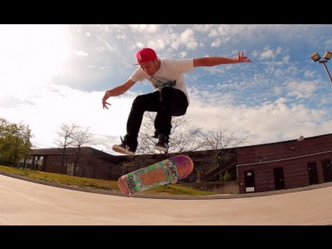 10 Flatground Tricks Like a Boss!