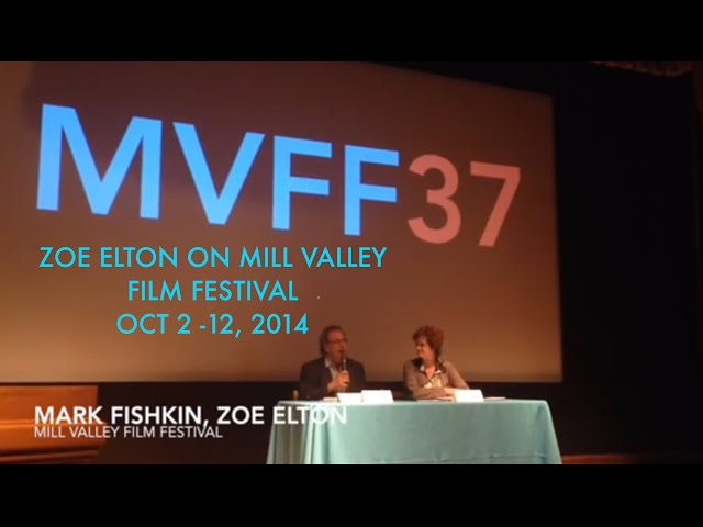 Zoe Elton on Mill Valley Film Festival