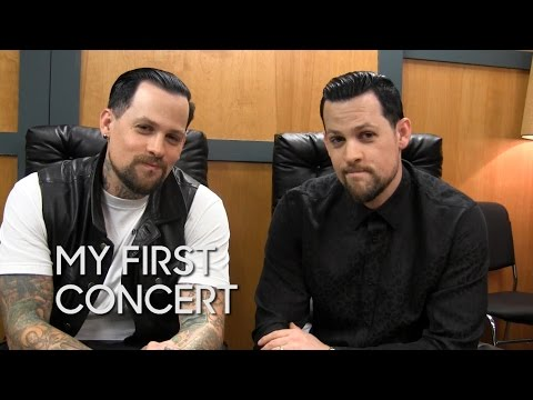 My First Concert: The Madden Brothers