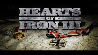 Literally Hitler: Hearts of Iron 3 as Germany - #1