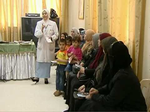 UNICEF: Creating a new model of health care in Syria