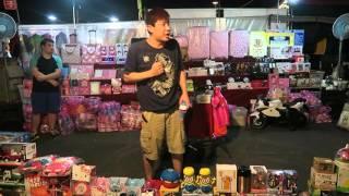 【華Life】2015年11月7日-台南花園夜市叫賣哥~花園祥(下)