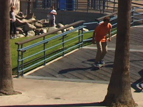 Sebo Walker Varial Flips Santa Monica Triple Set