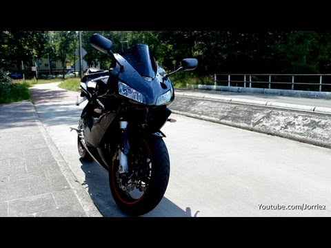 Honda CBR 600RR Lovely Sounds! - 1080p HD
