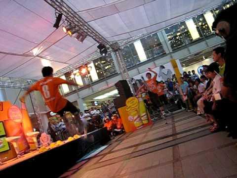 Madhop K Otic Sponsor event extreme jump