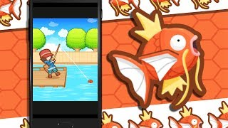 Jump into Action with Magikarp Jump! by : The Official Pokémon YouTube Channel