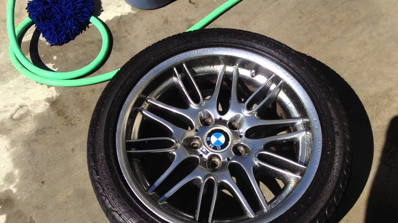 How To Remove Car Paint Of Rims