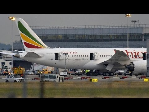 Ethiopian plane 'hijacked' and taken to Geneva