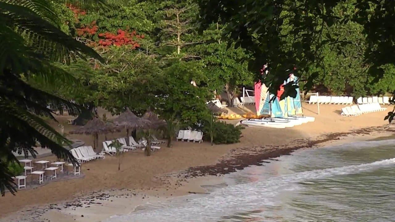 OUR HONEYMOON AT COUPLES SAN SOUCI IN OCHO RIOS JAMAICA