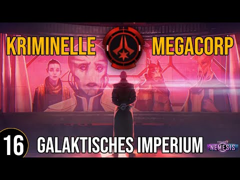 Gefallen & Tech aus Spionage | 16 | Galaktisches Imperium | Stellaris NEMESIS | Let's Play
