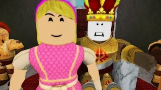 THE QUEEN -Part 7 (ROBLOX STORY)